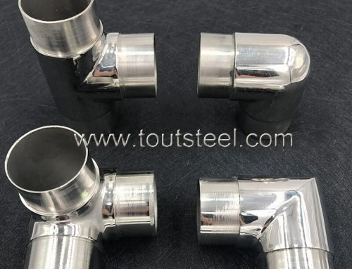 Stainless Steel Tube Connector