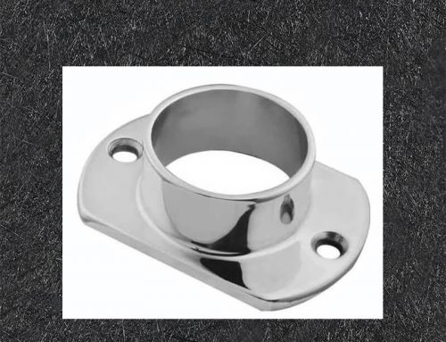 304 Stainless Steel End Cap