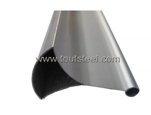 Stainless Steel Threaded Tube