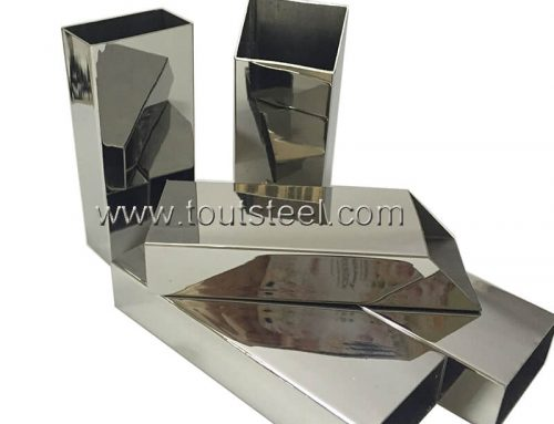 Stainless Steel Welding Square Tube