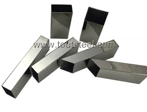 ASTM A554 Stainless Steel Square Tube
