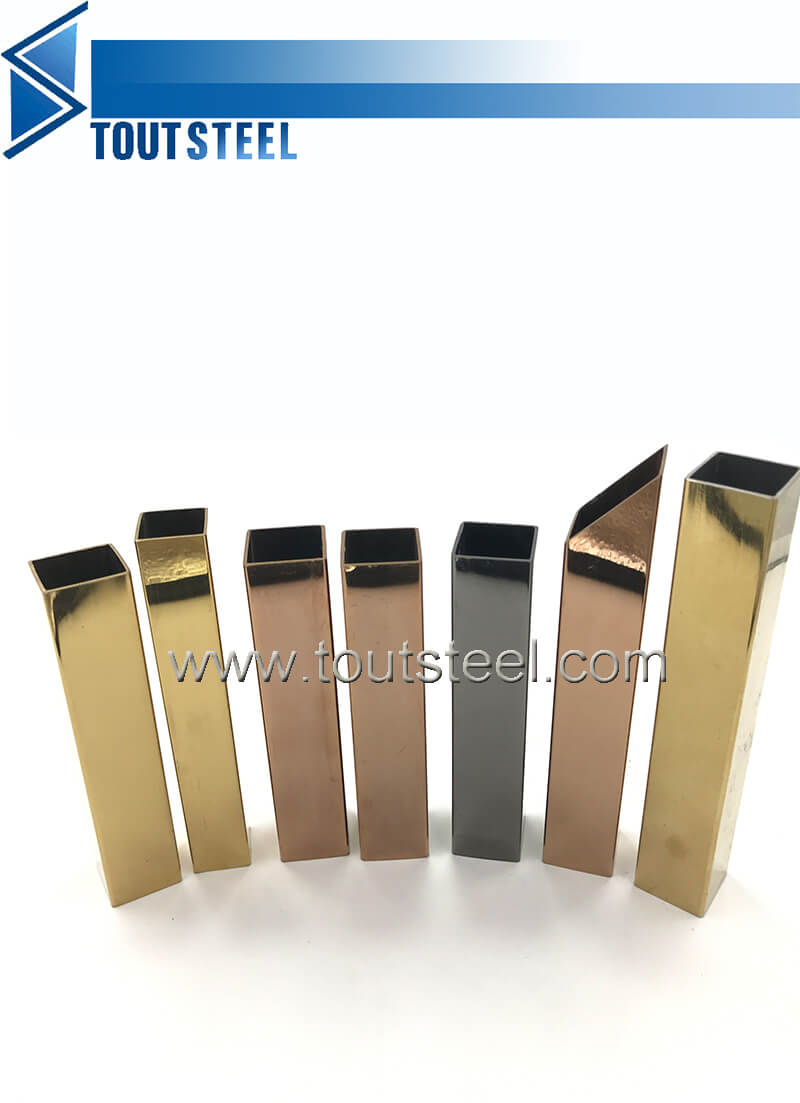 stainless steel color tube 060