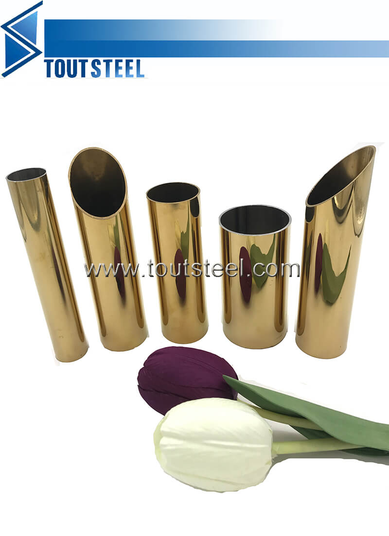 stainless steel color tube 131