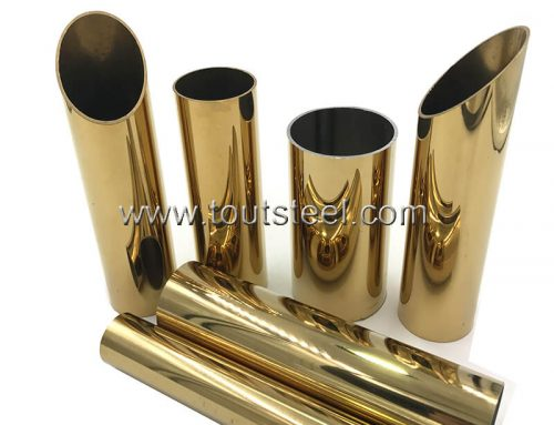 316L Stainless Steel Color Tube