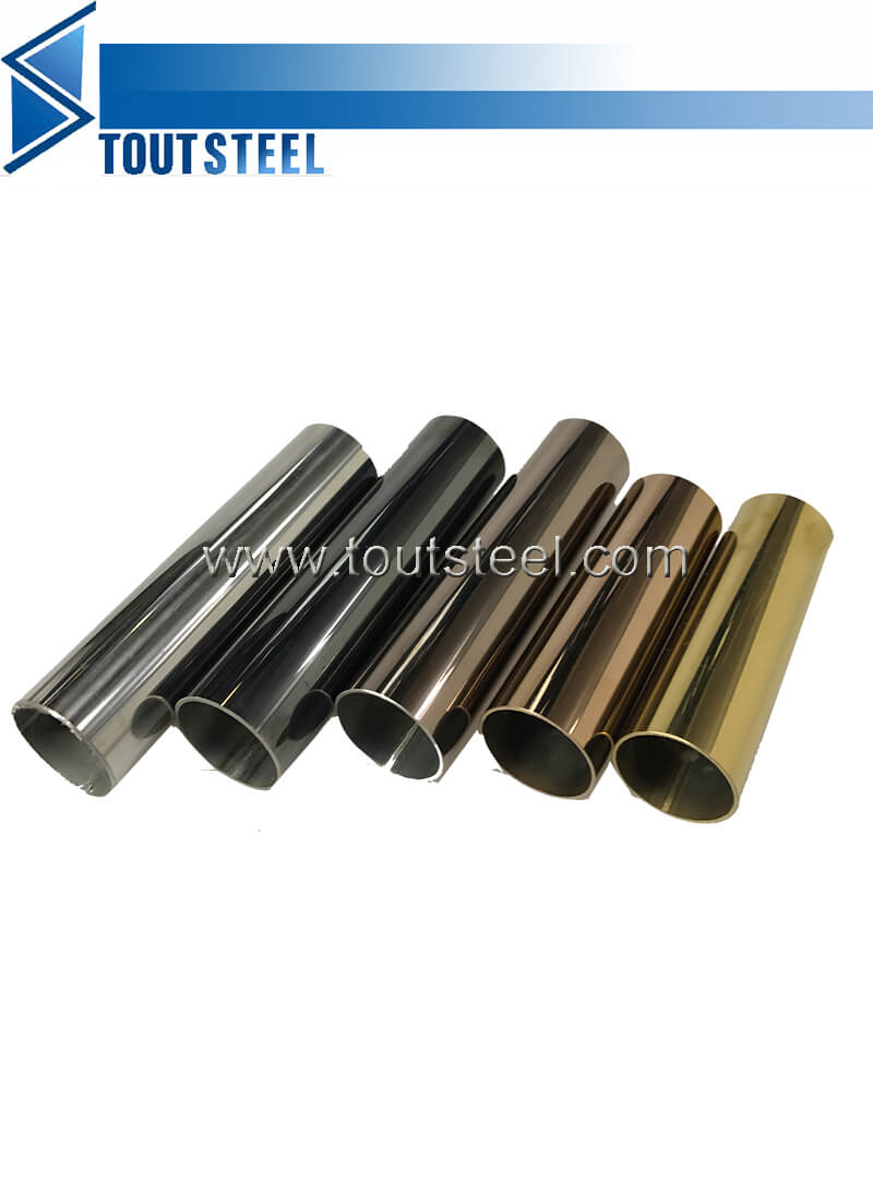 stainless steel color tube 97