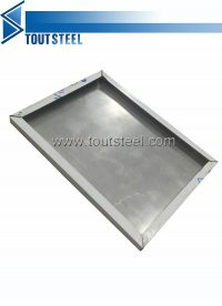 Stainless steel bending profile 23