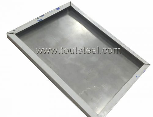 Stainless steel bending profile  D